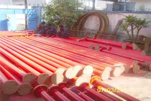 Polypropylene Lined Steel Pipes And Fittings